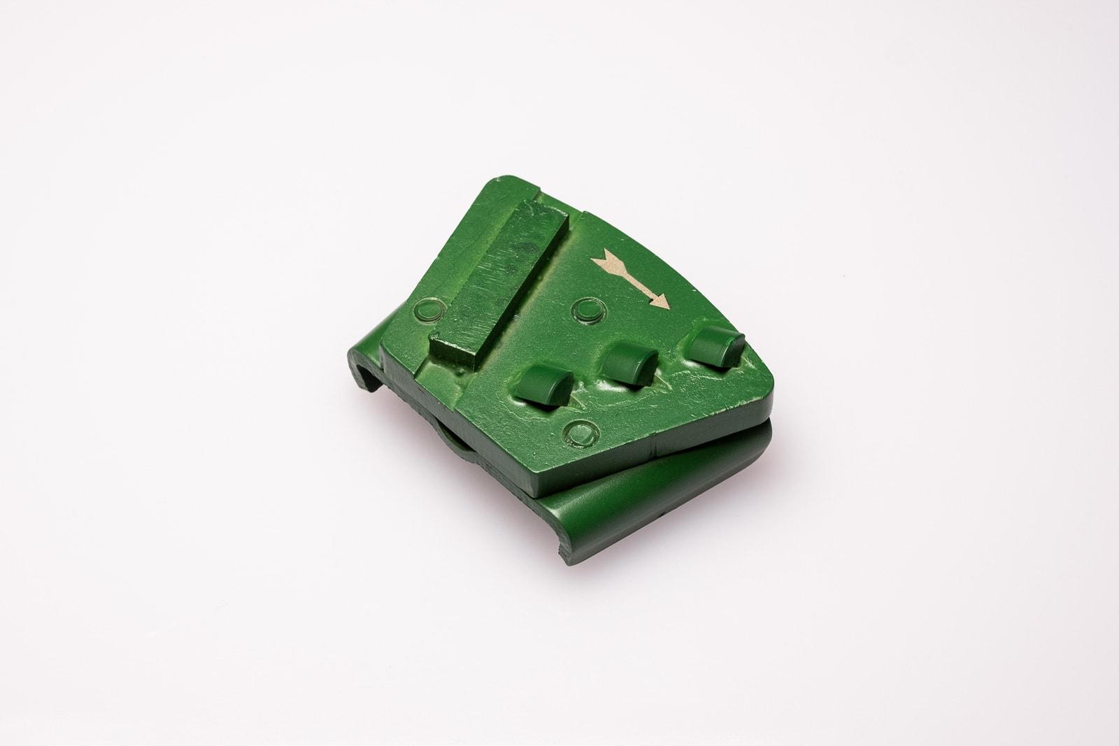 Diamantsegment for HTC
