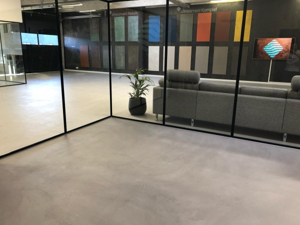 EG Floor showroom